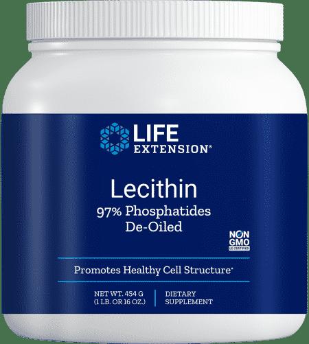 Lecithin, 454 grams 1