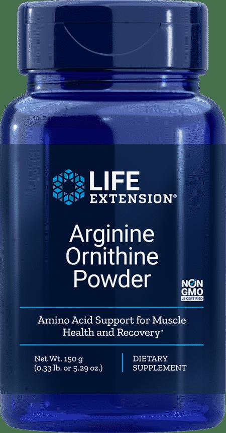 Arginine Ornithine Powder, 150 grams 1