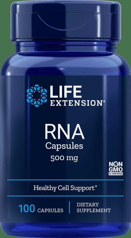 RNA Capsules, 500 mg, 100 capsules 1