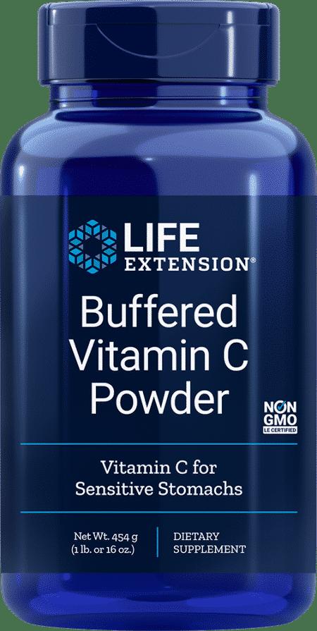Buffered Vitamin C Powder, 454 grams 1
