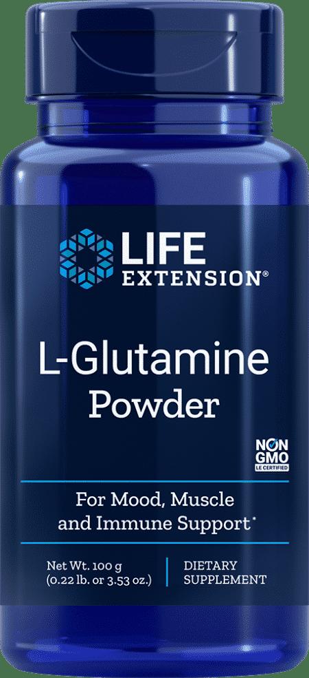 L-Glutamine Powder, 100 grams 1