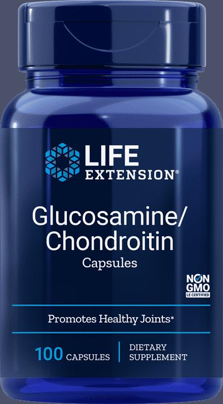 Glucosamine/Chondroitin Capsules, 100 capsules 1