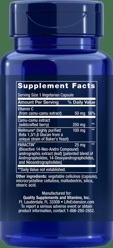 Immune Protect with PARACTIN®, 30 VeggieC 2