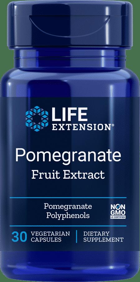 Pomegranate Extract Capsules, 30 VeggieC 1