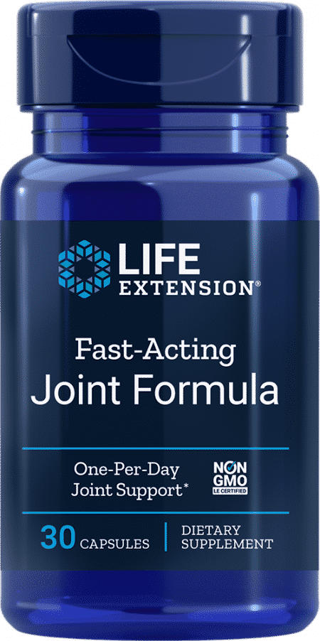 Fast-Acting Joint Formula, 30 capsules 1