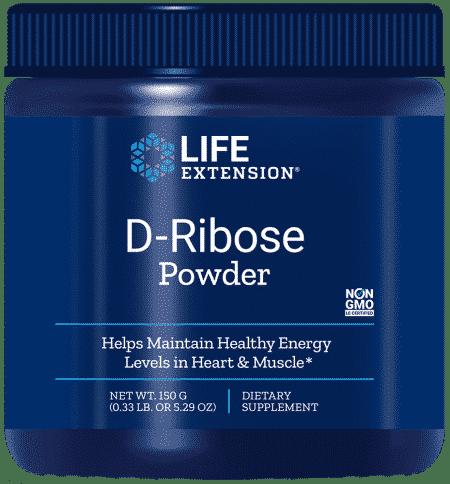 D-Ribose Powder, 150 grams 1