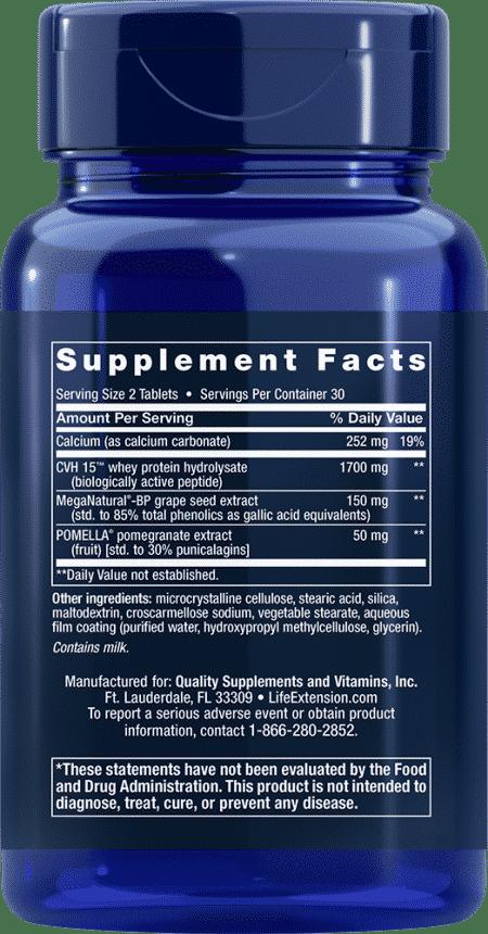 Optimal BP Management, 60 tablets 2