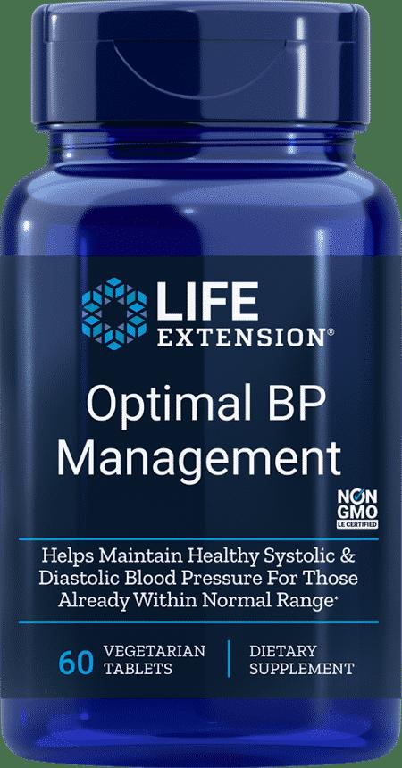 Optimal BP Management, 60 tablets 1