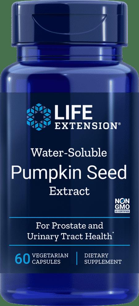 Water-Soluble Pumpkin Seed Extract, 60 VeggieC 1