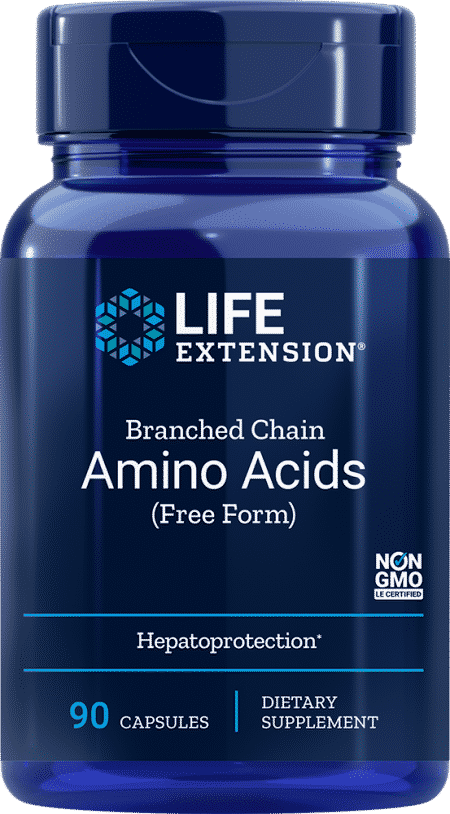Branched Chain Amino Acids, 90 capsules 1
