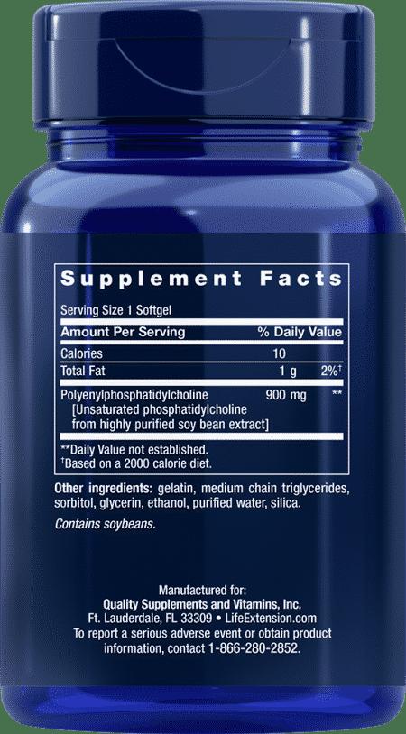 HepatoPro , 900 mg, 60 softgels 2