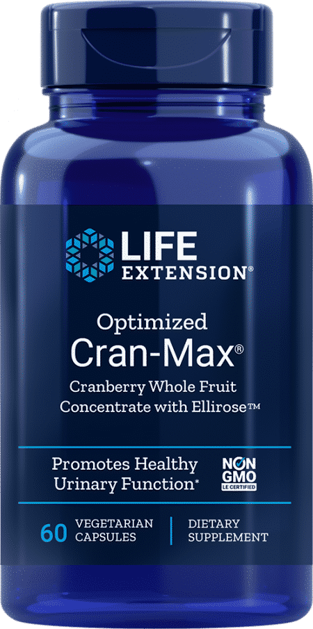 Optimized Cran-Max®, 60 vegetarian capsules 1