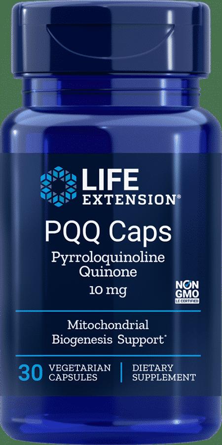 PQQ Caps, 10 mg, 30 vegetarian capsules 1