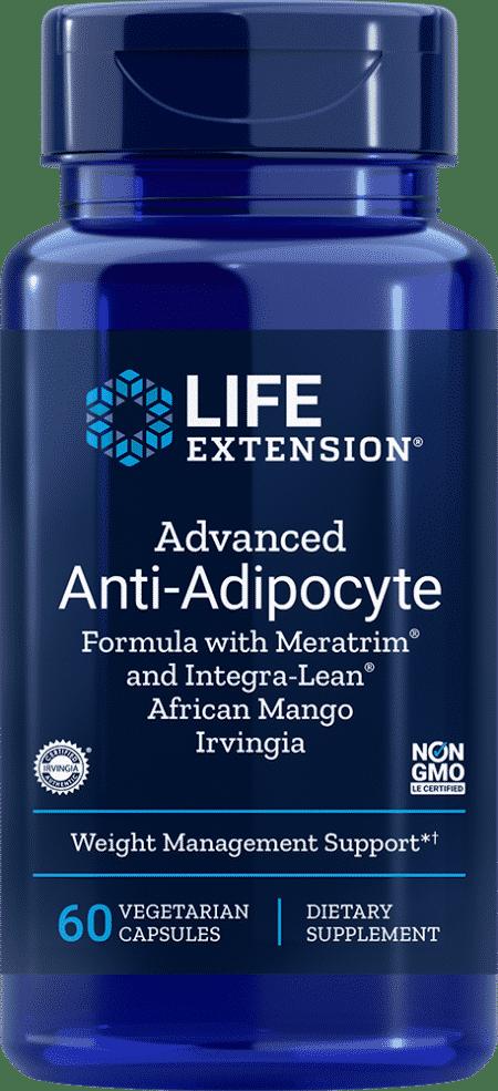 Adv Anti-Adi Form w/ Mera® & Int-Lean®, 60 VeggieC 1