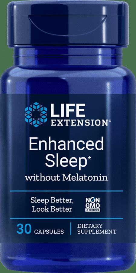 Enhanced Sleep without Melatonin, 30 C 1