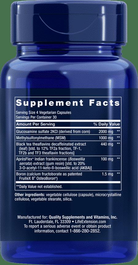 ArthroMax® w/ Theaflavin & AprèsFlex®, 120 VeggieC 2