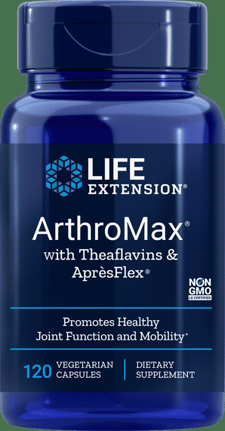 ArthroMax® w/ Theaflavin & AprèsFlex®, 120 VeggieC 1
