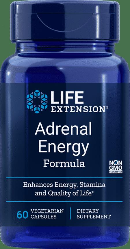 Adrenal Energy Formula, 60 vegetarian capsules 1