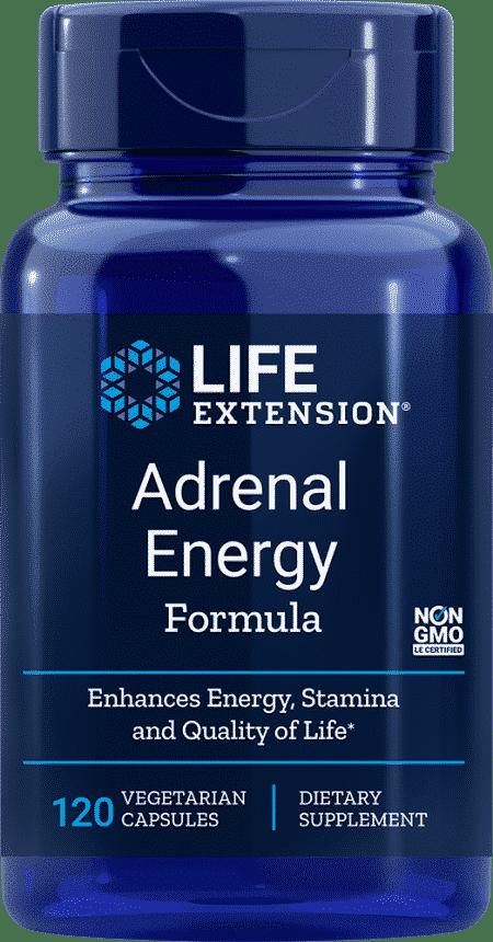 Adrenal Energy Formula, 120 vegetarian capsules 1