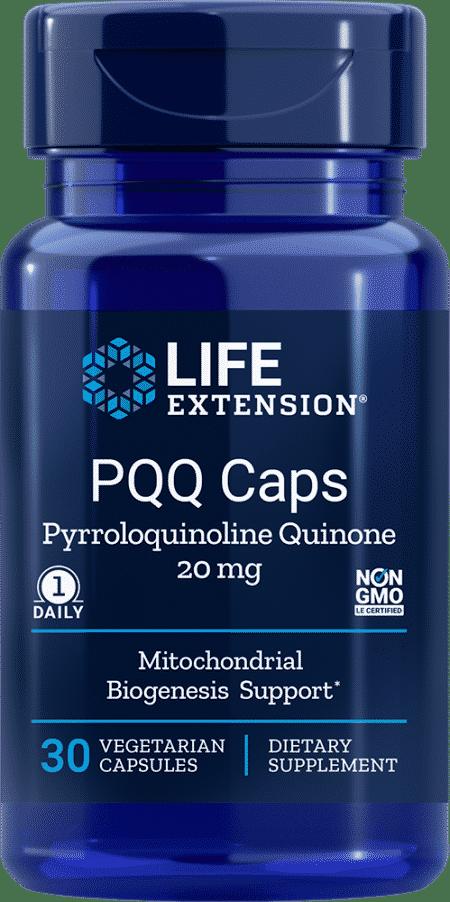 PQQ Caps, 20 mg, 30 vegetarian capsules 1