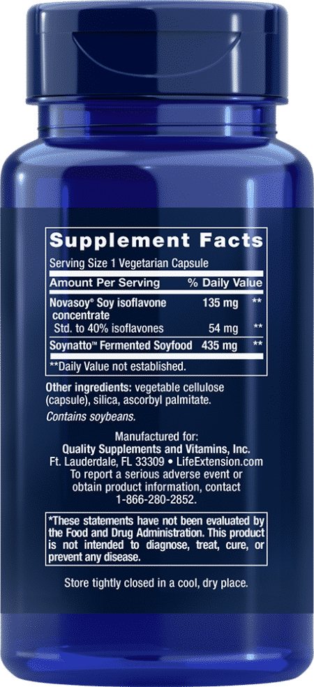 Super Absorbable Soy Isoflavones, 60 VeggieC 2