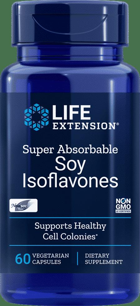 Super Absorbable Soy Isoflavones, 60 VeggieC 1