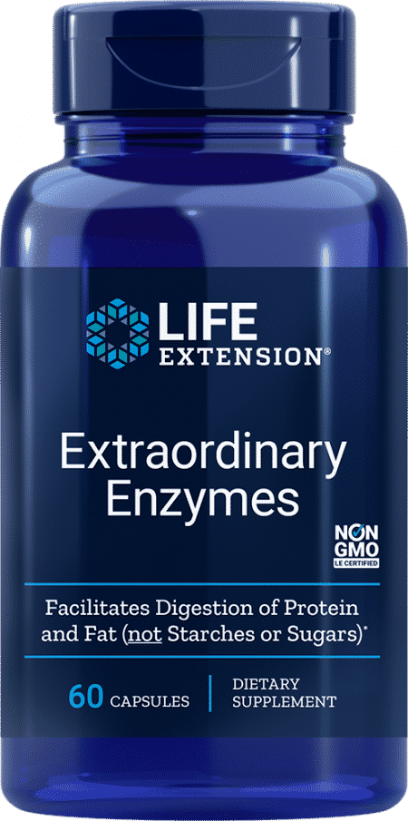Extraordinary Enzymes, 60 capsules 1