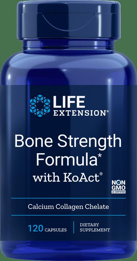 Bone Strength Formula with KoAct®, 120 capsules 1