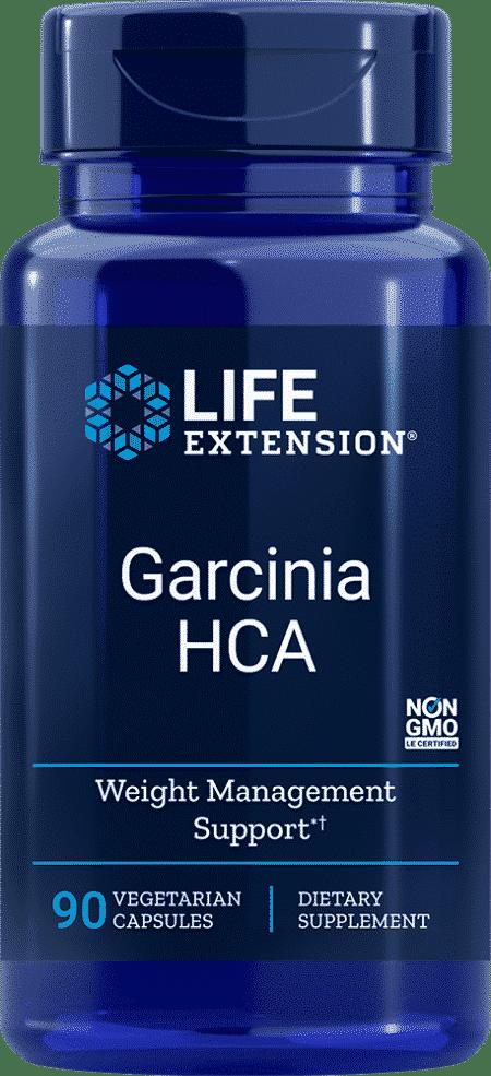 Garcinia HCA, 90 vegetarian capsules 1