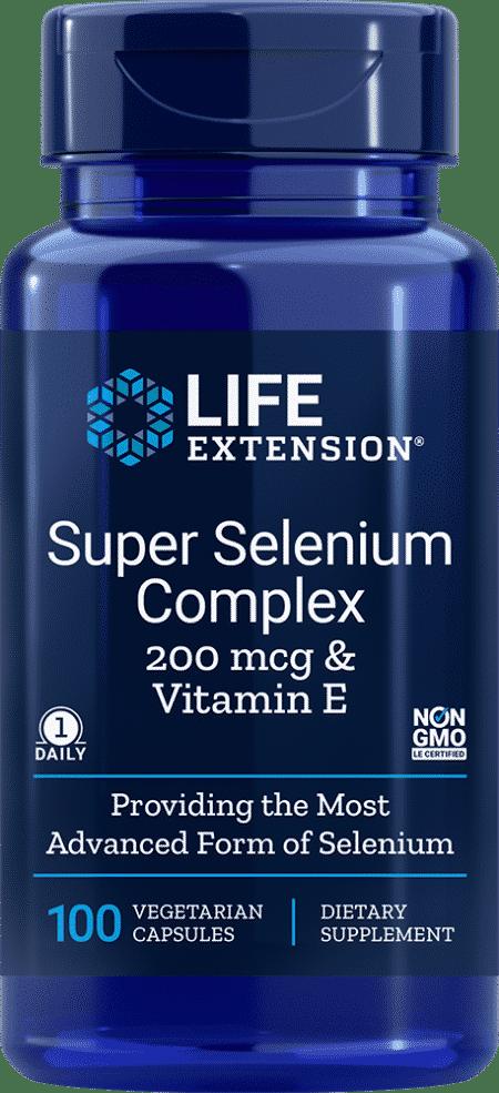 Super Selenium Complex, 200 mcg, 100 VeggieC 1