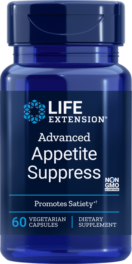 Advanced Natural Appetite Suppress, 60 VeggieC 1