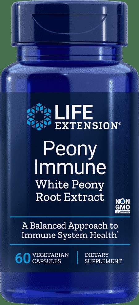 Peony Immune, 60 vegetarian capsules 1