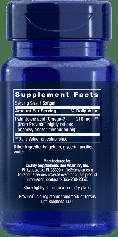 Provinal® Purified Omega-7, 30 softgels 2