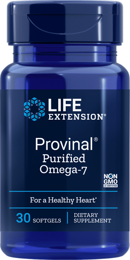 Provinal® Purified Omega-7, 30 softgels 1