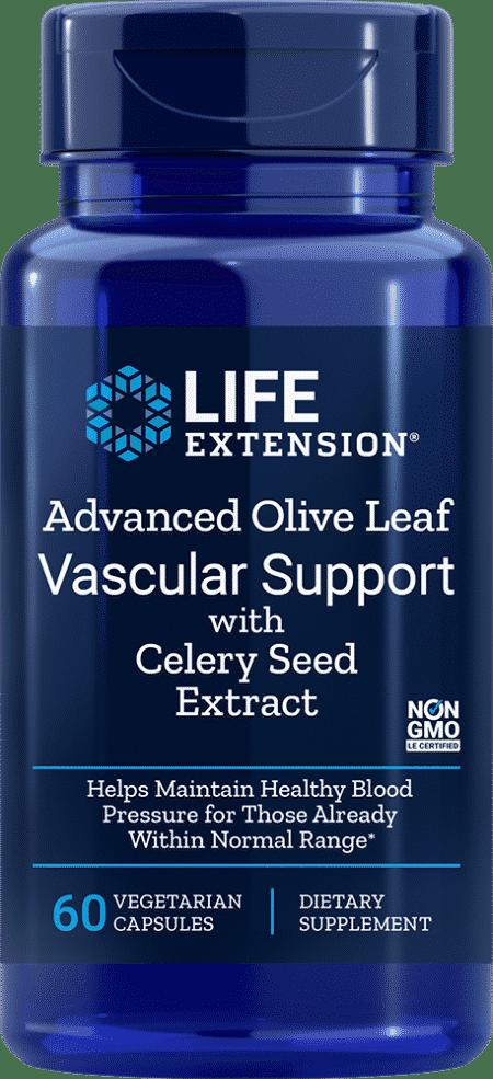Adv Olive Lf Vasc Sup w/ Celery Sd Ext, 60 VeggieC 1