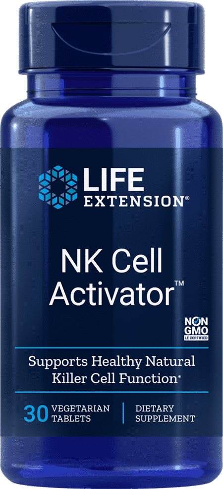 NK Cell Activator™, 30 vegetarian tablets 1