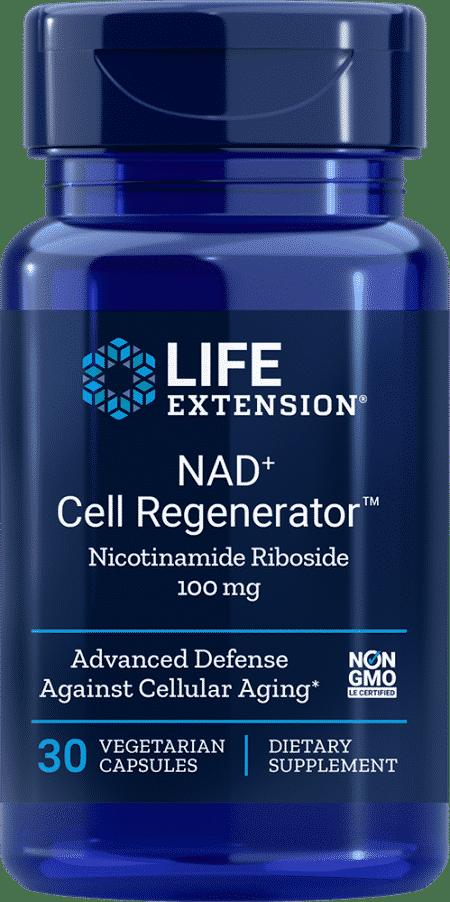 NAD+ Cell Regenerator™, 100 mg, 30 VeggieC 1