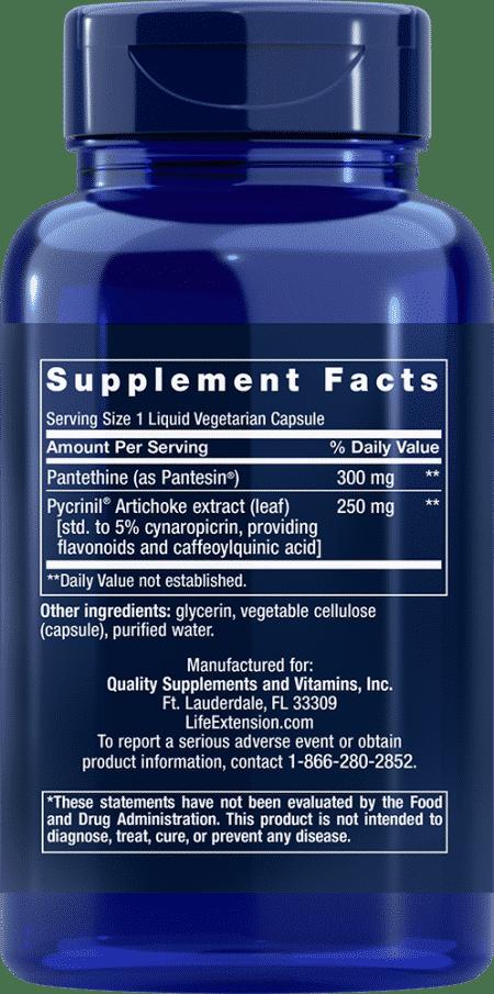CHOL-Support™, 60 liquid vegetarian capsules 2