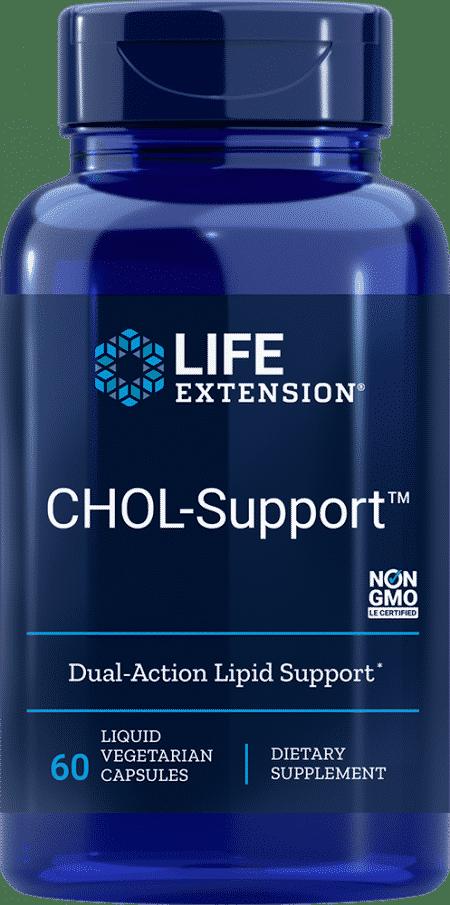 CHOL-Support™, 60 liquid vegetarian capsules 1