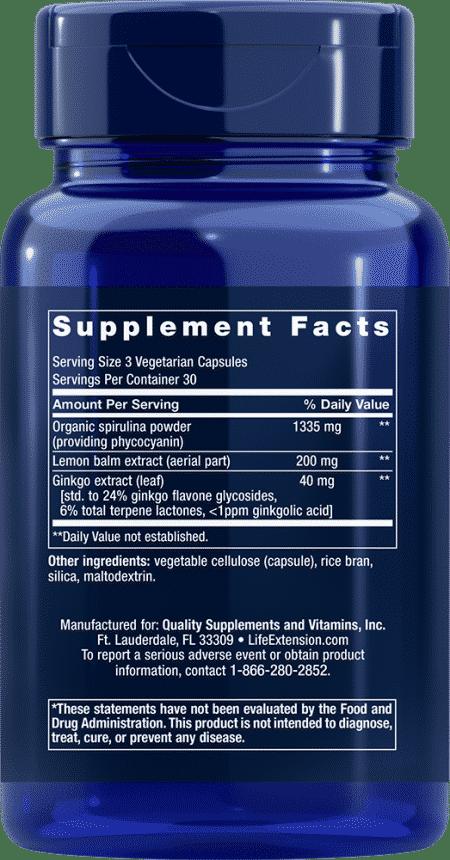 X-R Shield, 90 vegetarian capsules 2