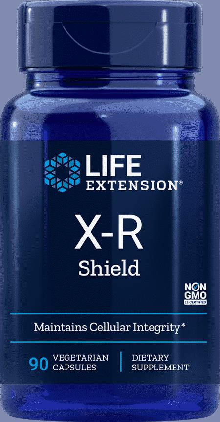 X-R Shield, 90 vegetarian capsules 1