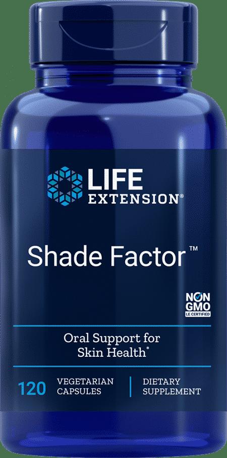 Shade Factor™, 120 vegetarian capsules 1