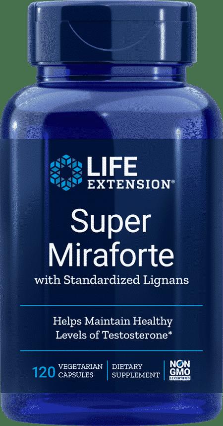 Super Miraforte w/ Stand Lignans, 120 VeggieC 1