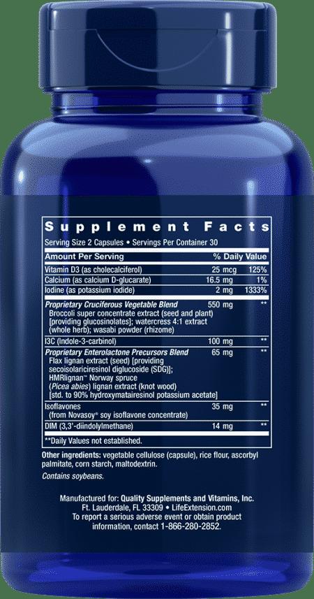 Breast Health Formula, 60 capsules 2