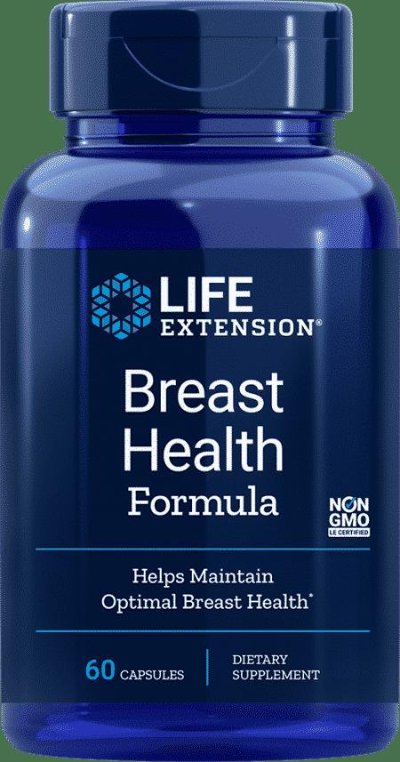 Breast Health Formula, 60 capsules 1