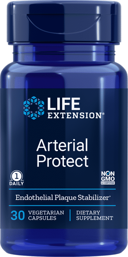Arterial Protect, 30 vegetarian capsules 1