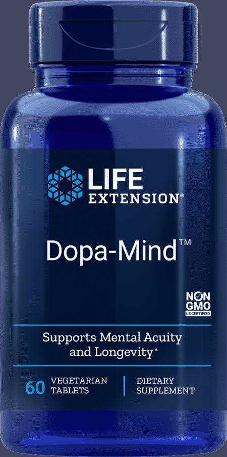 Dopa-Mind™, 60 vegetarian tablets 1