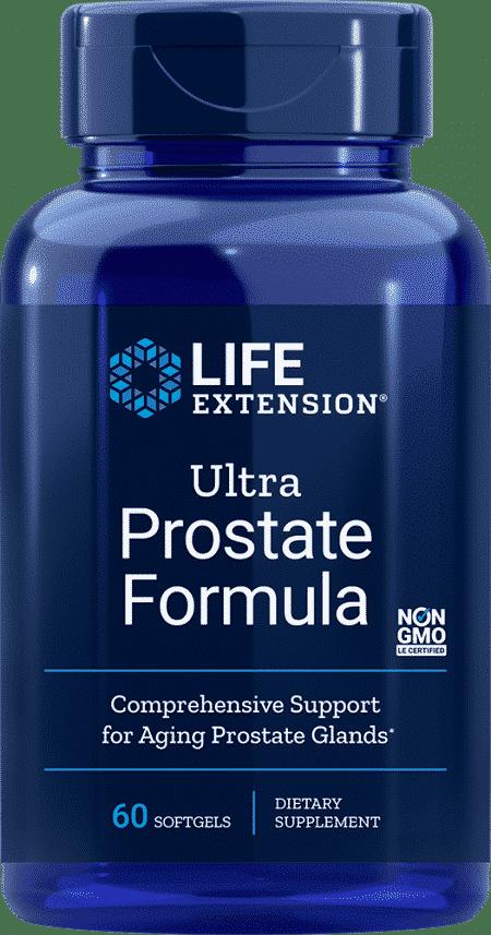 Ultra Prostate Formula, 60 softgels 1