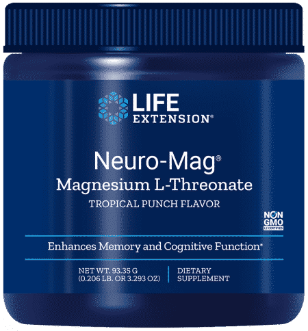 Neuro-Mag® Magnesium L-Threonate , 93.35 grams 1