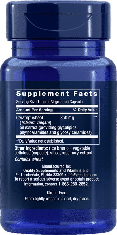 Skin Restoring Ceramides 30 liquid vegetarian caps 2